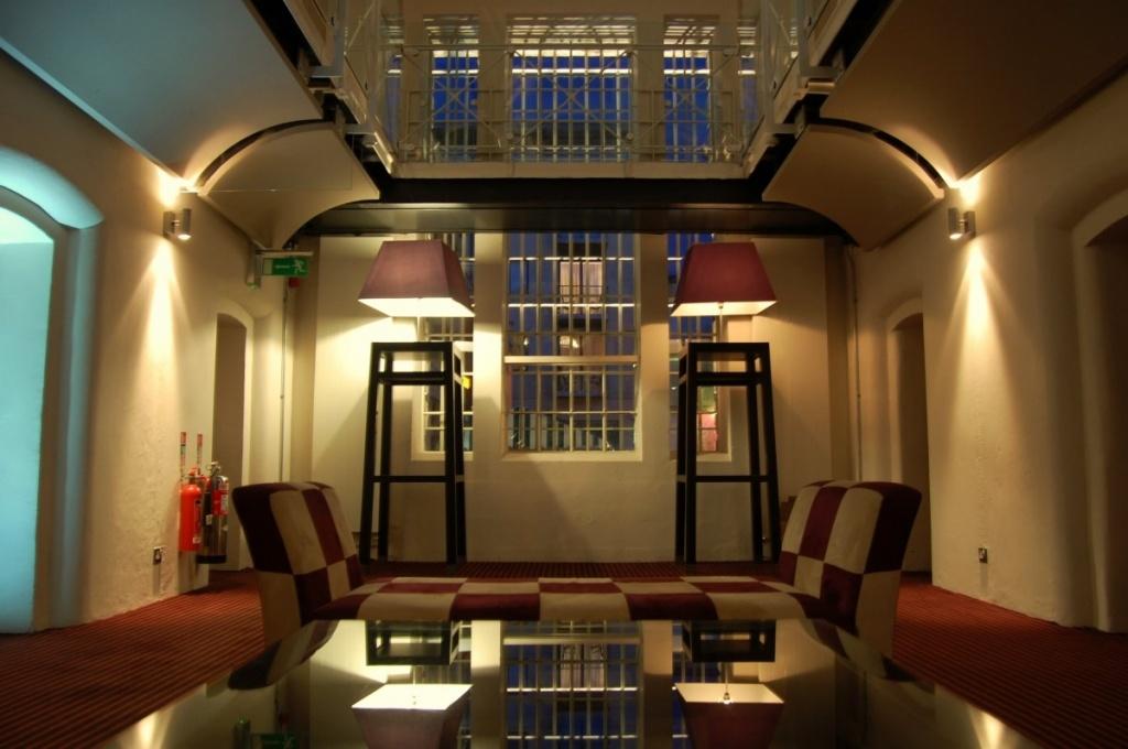 Уникальные интерьеры отелей мира