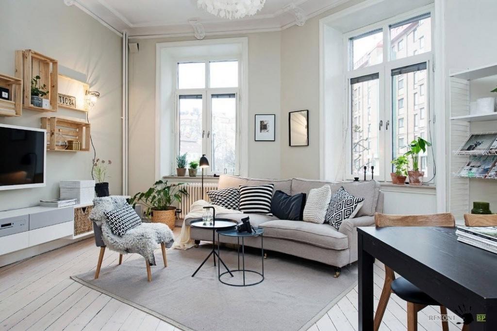 Особенности скандинавского стиля интерьера