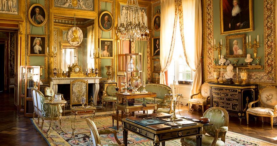 Стиль барокко в современном интерьере
