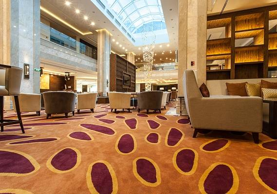 "Отель ""Marriott Hotel Novy Arbat"""