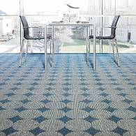 Visual Texture by Conran Circle Pinstripe